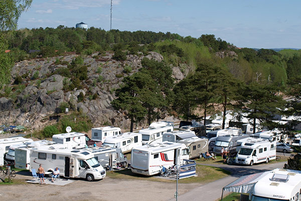 Camping Sverige Alle Sveriges 5 Stjernes Campingplasser