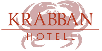 Hotell Krabban logo