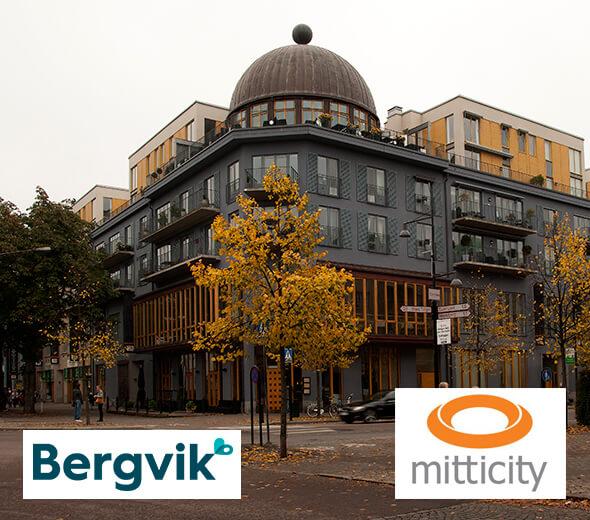 Karlstad Shopping - Bergvik og Mitticity