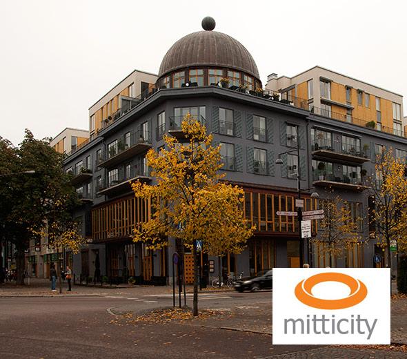 Karlstad Shopping i Mitt i City
