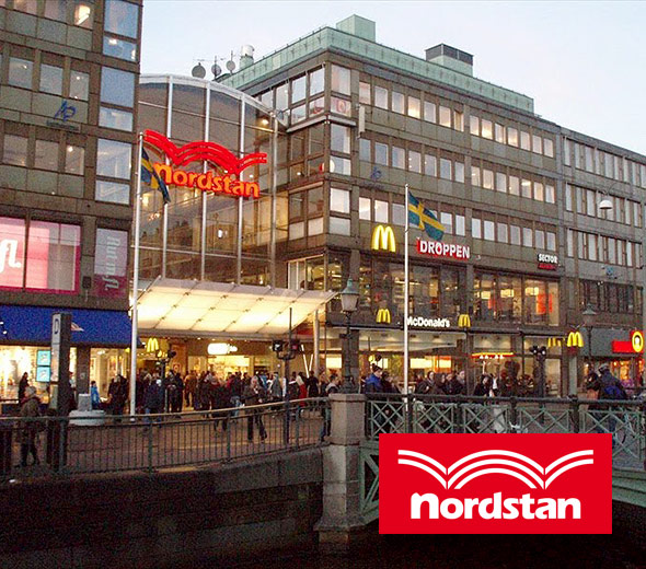 Gøteborg shopping i Nordstan