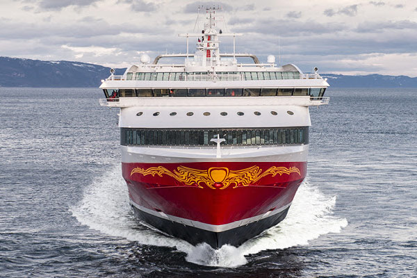 Båt fra Sandefjord til Strømstad
