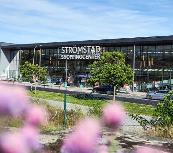 Strømstad shoppingcenter