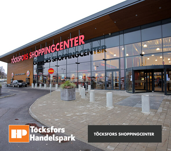 Töckfors Shoppingcenter