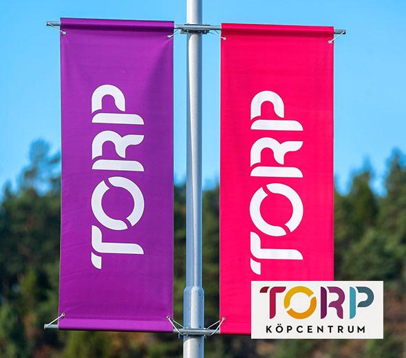 Torp Köpcentrum - Torps kjøpesenter